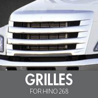 Hino 268 Grilles