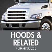 Hoods & Related for Hino 268