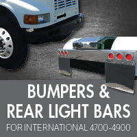 Bumpers for International 4700-4900