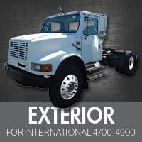 Exterior Parts for International 4700-4900