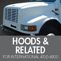 Hoods & Related for International 4700-4900