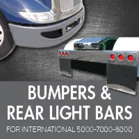 Bumpers for International 5000-7000-8000
