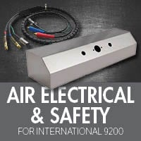 Air Electrical & Safety for International 9200