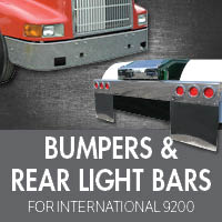 Bumpers for International 9200