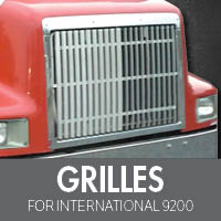 Grilles for International 9200