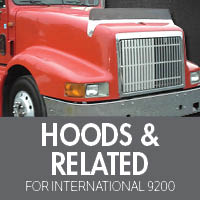 Hoods & Related for International 9200