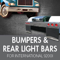 Bumpers for International 9200i