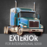 Exterior Parts for International 9200i