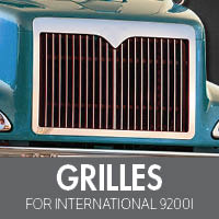 Grilles for International 9200i