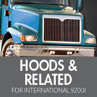 Hoods & Related for International 9200i