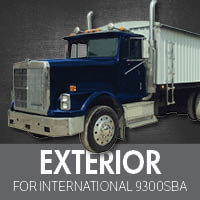Exterior Parts for International 9300 SBA