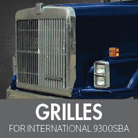 Grilles for International 9300 SBA