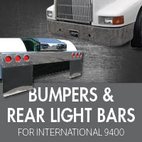 Bumpers for International 9400