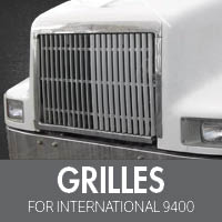 Grilles for International 9400