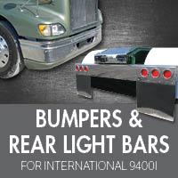 Bumpers for International 9400i