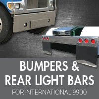 Bumpers for International 9900