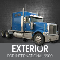 Exterior Parts for International 9900