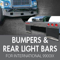International 9900ix  Bumpers
