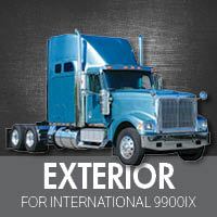 International 9900ix Exterior Parts