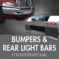 Bumpers for International