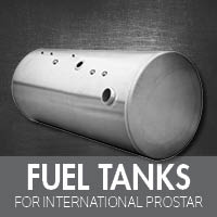 International Prostar Fuel Tanks