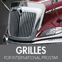 Grilles for International Prostar
