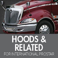 Hoods & Related for International Prostar