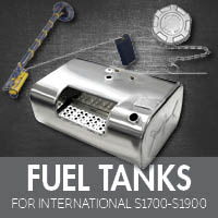Fuel Tanks for International S1700-S1900