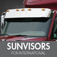 Sun Visors for International