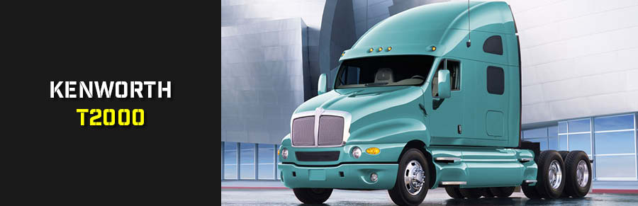 Semi Truck Parts for Kenworth T2000