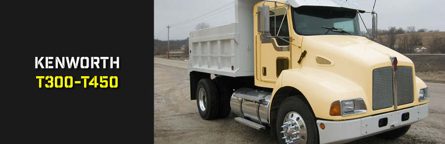 Kenworth T300-T450 Parts | 4 State Trucks