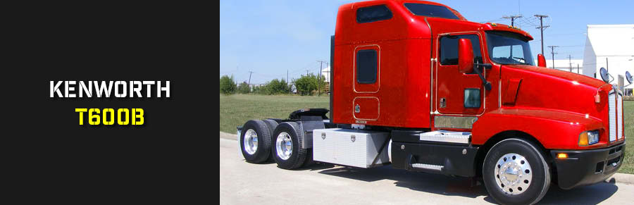 Semi Truck Parts for Kenworth T600B