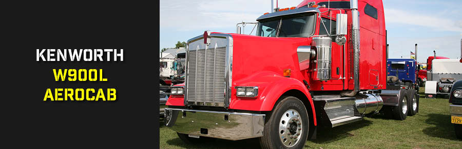 Semi Truck Parts for Kenworth W900L Aerocab