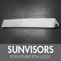 Sun Visors for Kenworth K100C