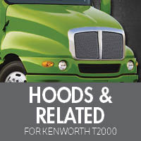 Hoods & Related for Kenworth T2000