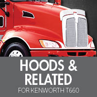 Hoods & Related for Kenworth T660