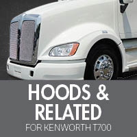 Hoods & Related for Kenworth T700