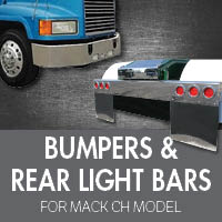 Bumpers for Mack CH Model