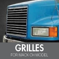 Grilles for Mack CH Model
