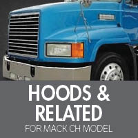 Hoods & Related for Mack CH Model