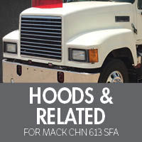 Hoods & Related for Mack CHN 613 SFA