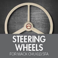 Mack CHU 613 SFA Steering Wheels