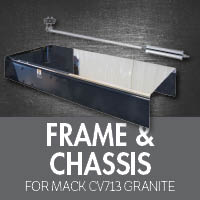 Frame & Chassis for Mack CV713 Granite
