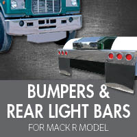 Bumpers for Mack R Model