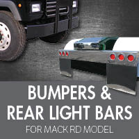 Bumpers for Mack RD Model