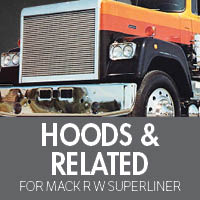 Hoods & Related for Mack RW Superliner