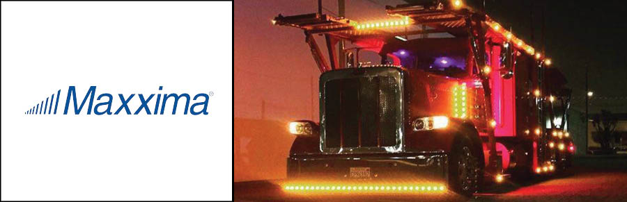 Maxxima LED Lighting - 4 State Trucks