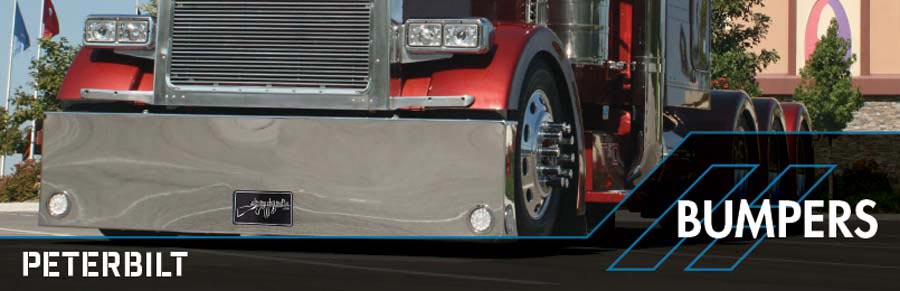 Bumpers for Peterbilt