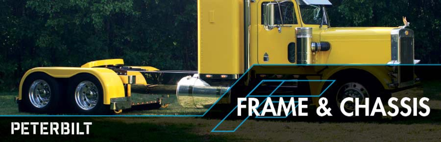 Frame & Chassis for Peterbilt