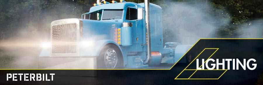 Lighting for Peterbilt